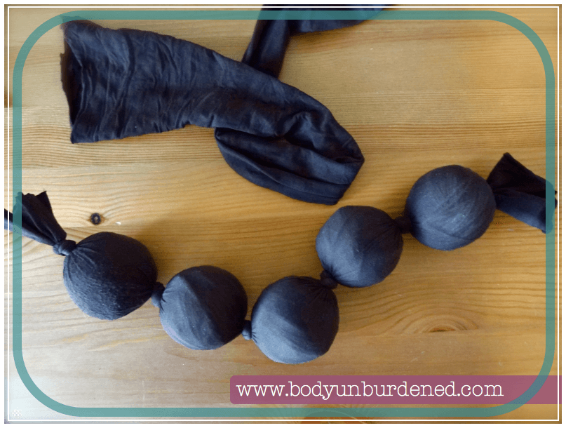 diy wool dryer balls 5