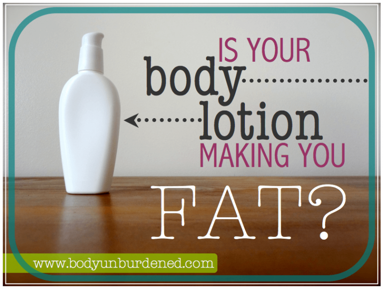 The Curse of Obesogens: Are Your Body Products Making You